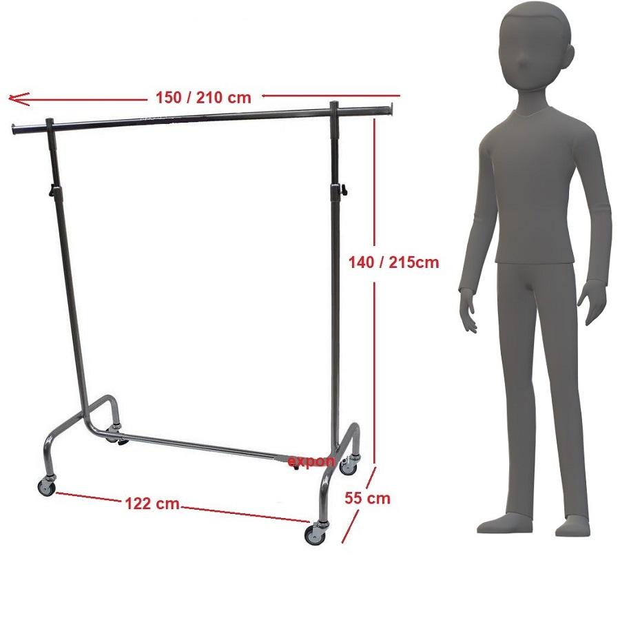 Stender  KLASYCZNY – L150/210 cm