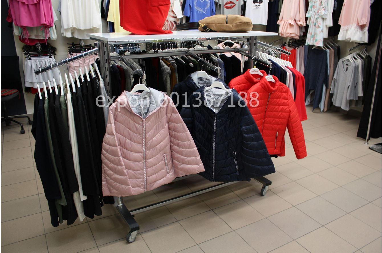 Stojak  odzieżowy – GONDOLA