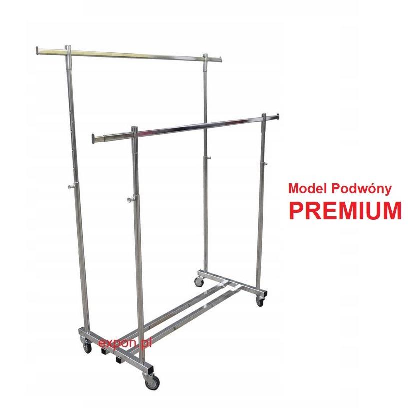 Stender podwójny Premium